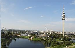 Munich Olympia Park
