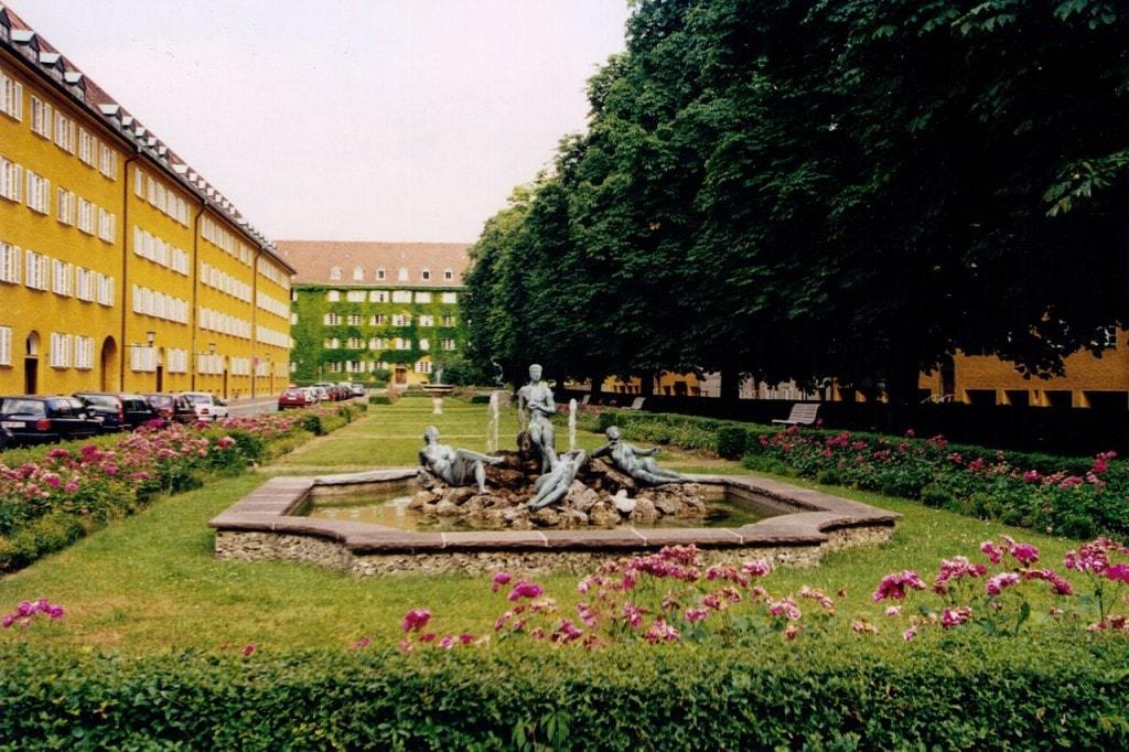 Моозах Борстай Мюнхен