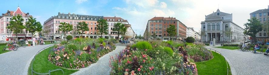 Изарфорштат, недвижимость мюнхен