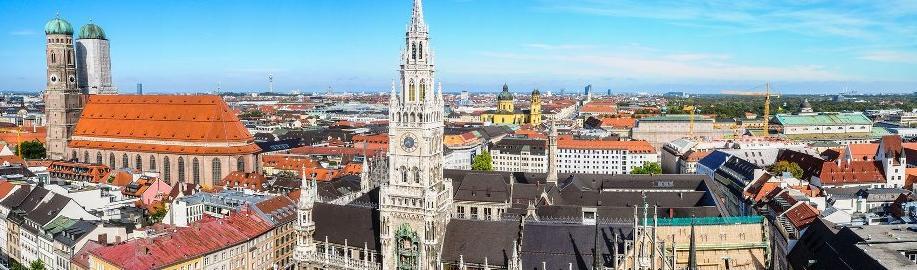 Мариенплатц Мюнхен Центр