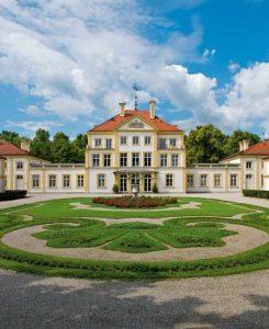 замок Фюрстенрид, описание района Фюрстенрид, цены на недвижимость Фюрстенрид Мюнхене